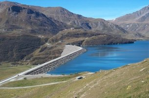 Barrage du Mont-Cenis - (c) Photo BETCGB